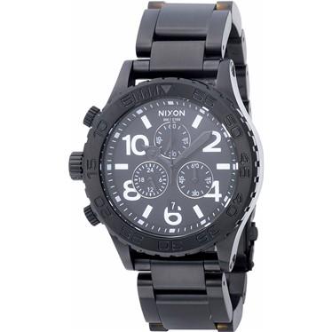 NIXON ニクソン THE 42-20 CHORONO A037001 メンズ 腕時計【送料無料】