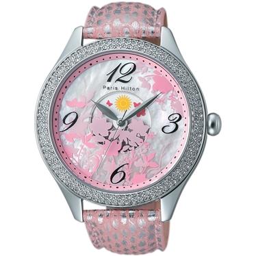 【受注生産品】 Paris Hilton パリスヒルトン オーバーサイズコレクション 138.4600.60/N レディース 腕時計【送料無料】, アトリエ SAWA 304efb60