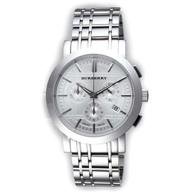 巴宝莉巴宝莉 BU1372 手表的男人