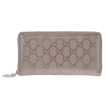 new product ed9b8 c5476 ( roundfisner ) long tags Gucci 212110-FU4FN5462 GUCCI wallet Womens