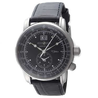 【正規販売店】 ツェッペリン 腕時計 SpecialEdition100YearsZeppelin 76402 メンズ 【送料無料】, 生活発掘倶楽部 df85fed9