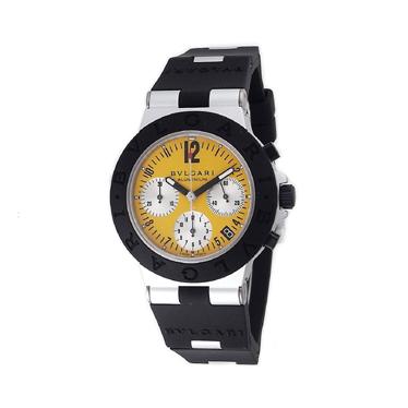 ブルガリ BVLGARI 腕時計 ディアゴノアルミニウム AC38C10TAVD IT メンズ 送料無料 結婚祝 お祝い プレゼント