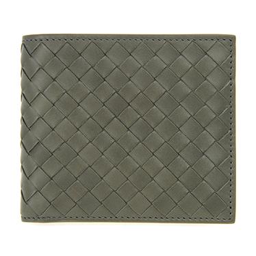 Bottega Veneta Green Wallet