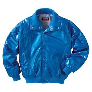ZETT(ゼット) BOG855 少年用グラウンドコート 2300 ブルー 150【送料無料】