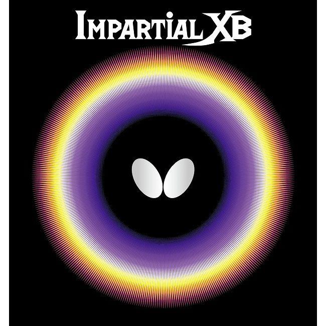 バタフライ(Butterfly) 表ラバー IMPARTIAL XB(インパーシャルXB) 00410 【カラー】レッド 【サイズ】MAX:リコメン堂ファッション館
