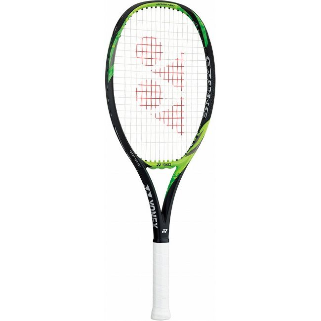 Yonexヨネックス ジュニア硬式テニスラケット EZONE26Eゾーン26 ガット張り上り 17EZ26G 【カラー】ライムグリーン 【サイズ】G0