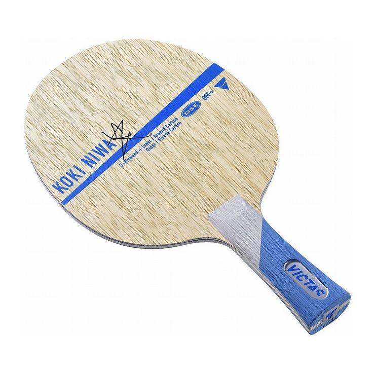 VICTAS(ヴィクタス) 卓球ラケット VICTAS KOKI NIWA FL 27804【送料無料】