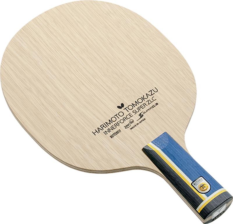 Butterfly 中国式ペンラケット HARIMOTO TOMOKAZU INNERFORCE SUPER ZLC CS 張本智和 インナーフォース スーパーZLC 中国式 24040 卓球【送料無料】