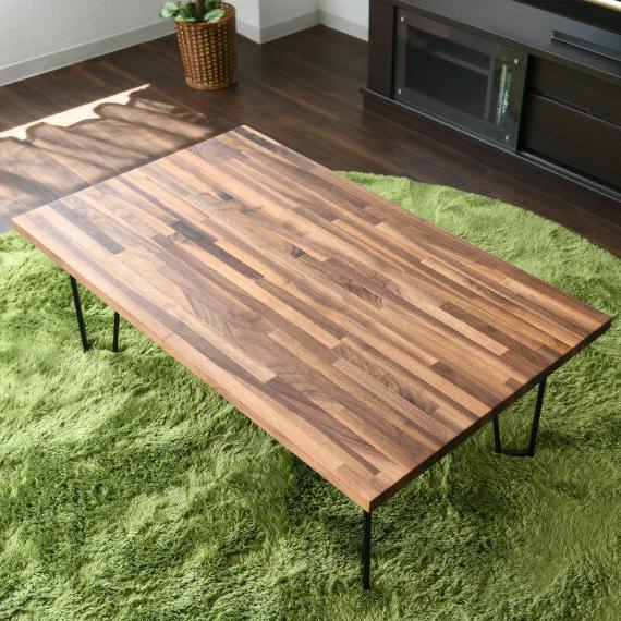 センターテーブル テーブル アイアン 幅100cm 長方形 インダストリアル 西海岸 おしゃれ リビング ダイニング(代引不可)【送料無料】