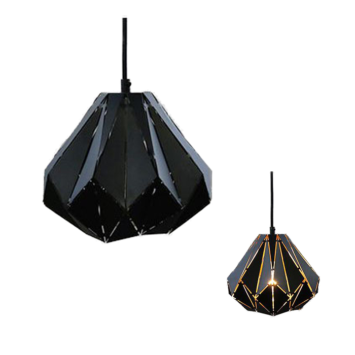 【日本製】 デザインペンダントライト LED1灯 照明 ライト LED対応 モダン リビング  LED付属(代引不可)【送料無料】