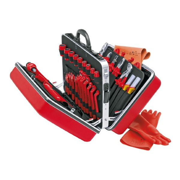 KNIPEX(クニペックス) 989914 絶縁工具セット【送料無料】
