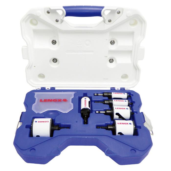 LENOX(レノックス) 34082600AP バイメタル軸付ホルソーセット配管工事用(代引不可)