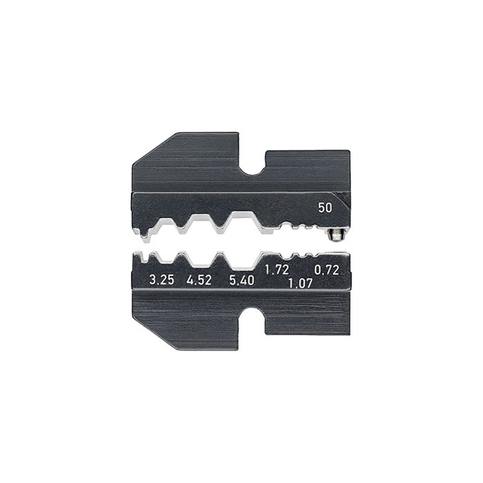 KNIPEX(クニペックス) 9749-50 圧着ダイス (9743-200用)(代引不可)【送料無料】