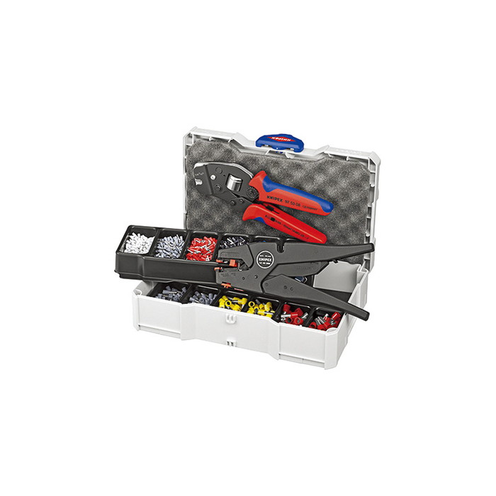KNIPEX(クニペックス) 9790-12 圧着ペンチセット(代引不可)【送料無料】