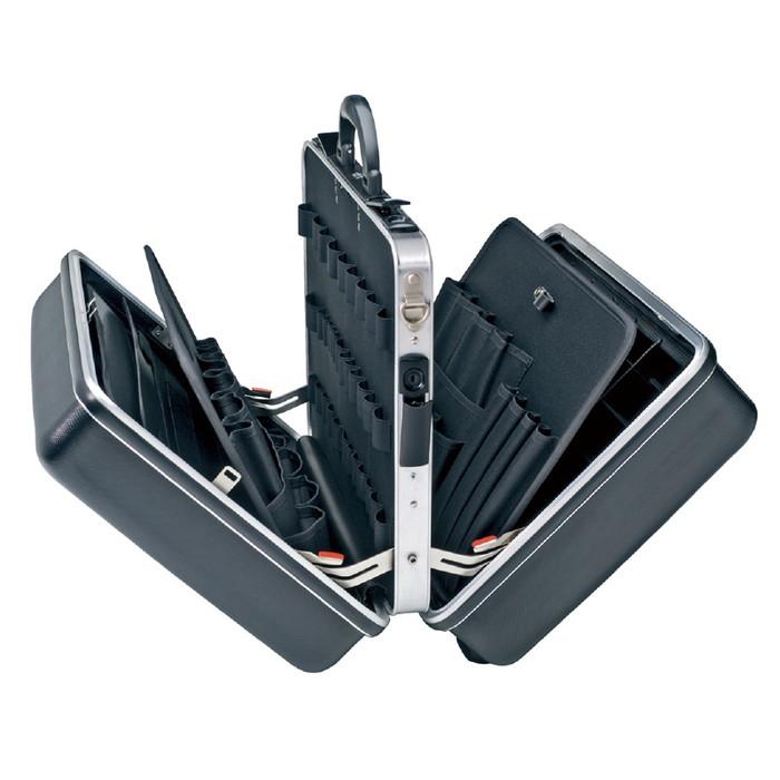 新作モデル KNIPEX(クニペックス) 002140LE ツールケース ビッグツイン()【送料無料】【smtb-f】, 黒なまこ石鹸 6477f679