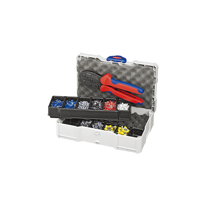 KNIPEX(クニペックス) 9790-23 圧着ペンチセット(代引不可)【送料無料】