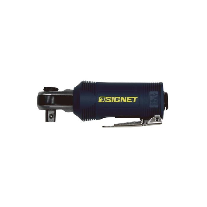SIGNET(シグネット) 65201 3/8DR ミニエアーラチェットレンチ(クイックリリース式)(代引不可)【送料無料】