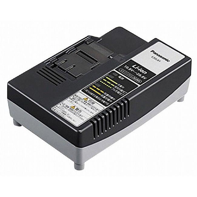 パナソニック EZ0L81 14.4-28.8V リチウムイオン専用急速充電器(代引不可)