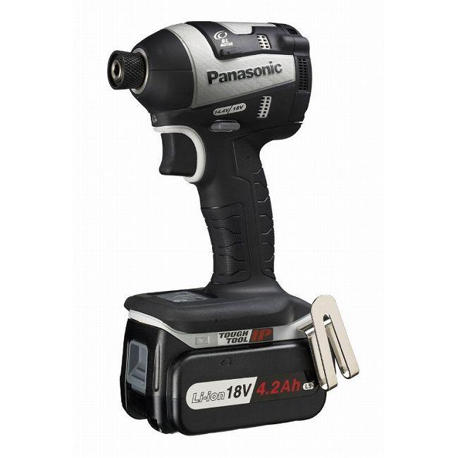 パナソニック EZ75A7LS2G-H 18V 充電インパクトドライバー グレー(代引不可)【送料無料】