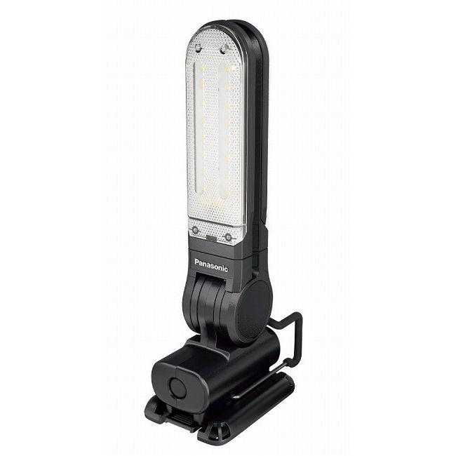 パナソニック EZ3720T-B 工事用充電LEDマルチライト黒MGセット7.2V(代引不可)【送料無料】