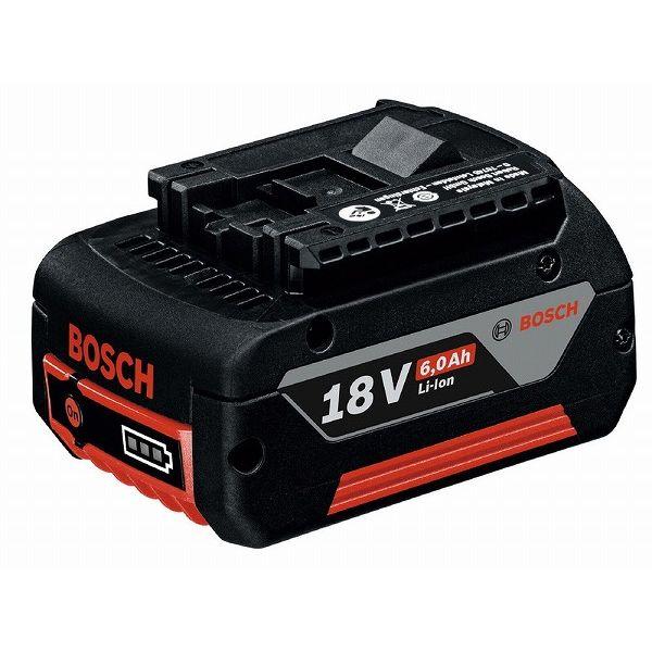 BOSCH ボッシュ A1860LIB リチウムイオンバッテリー 18V・6.0AH(代引不可)【送料無料】
