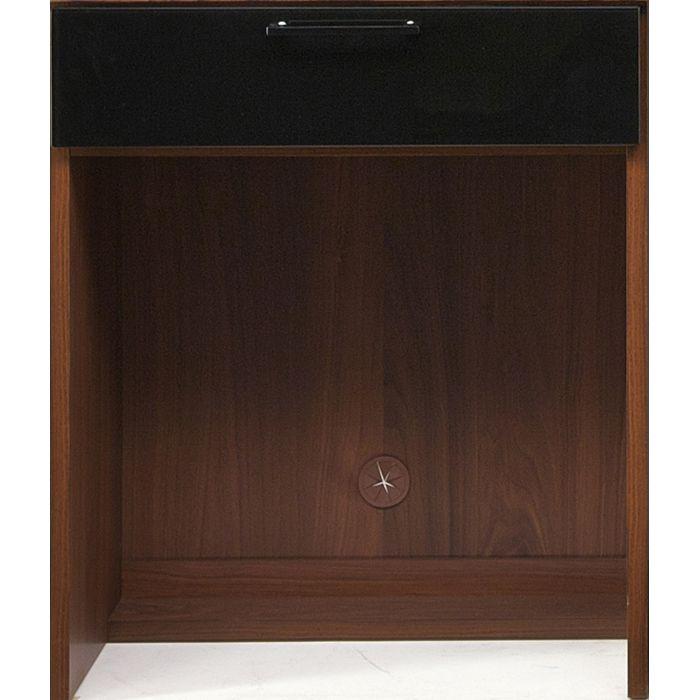 コレクションラック 幅60cm×高さ71cm 下台C オープン 国産 コレクションボード 飾り棚 ガラス棚 ショーケース(代引不可)【送料無料】