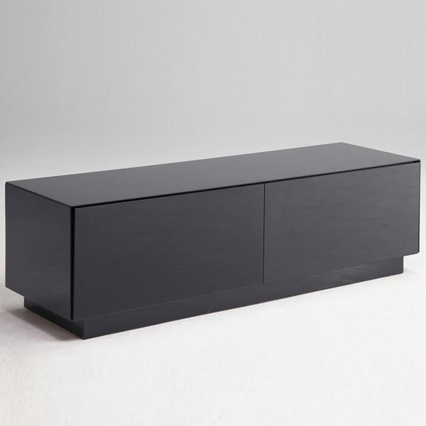 テレビ台 幅150 完成品 リビングボード MDF材強化ガラス テレビボード テレビラック ローボード 収納(代引不可)【送料無料】