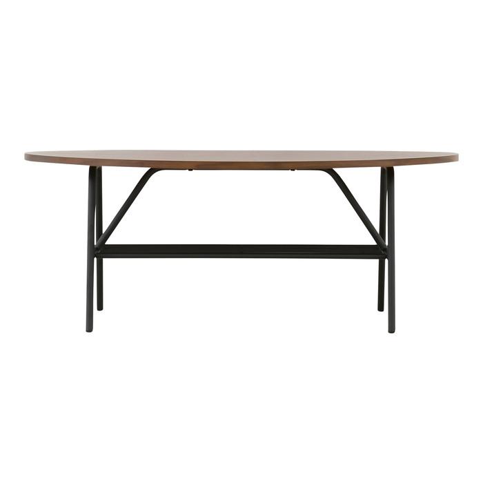 リビングテーブル 幅90cm オーバル センターテーブル 棚付 ローテーブル テーブル リビング 棚付き 一人暮らし(代引不可)【送料無料】
