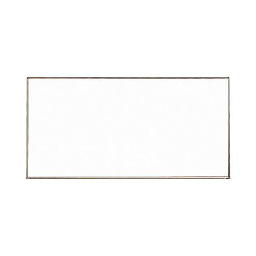 TRUSCO スチール製ホワイトボード 白暗線 900X1200 黒 WGH112SA(代引き不可)【送料無料】
