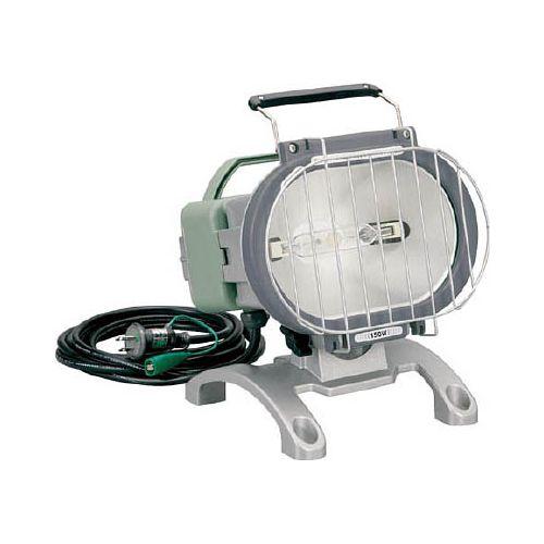 ハタヤ 瞬時再点灯型150Wメタルハライドライト5m電線付フロアスタンドタイプ ML105KH(代引き不可)【送料無料】