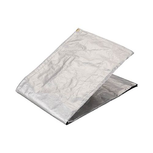 TRUSCO 遮熱アルミ箔シート 1.87X2M TRSA2020(代引き不可)【送料無料】