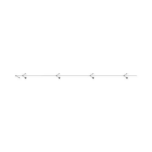 HASEGAWA 分岐ケーブル ESYシリーズ 6階用 防水ソケット 防水コネク ESY3E6(代引き不可)【送料無料】