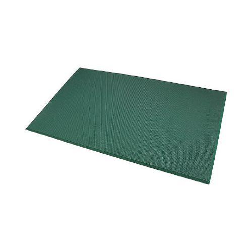 カーボーイ 足腰マット 穴なし Lサイズ グリーン AM03GR(代引き不可)【送料無料】