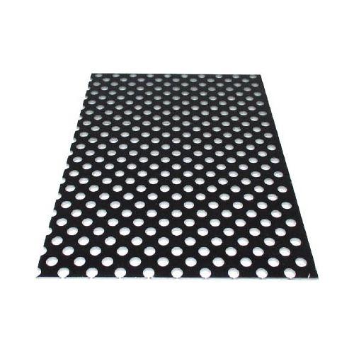 アルインコ アルミ複合板パンチ 3X1820X910 ブラック CG91P11(代引き不可)