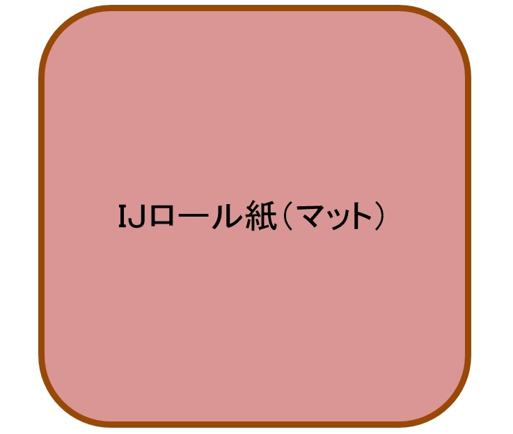 インクジェット用マットロール紙 914x30m 172μ(代引不可)【送料無料】