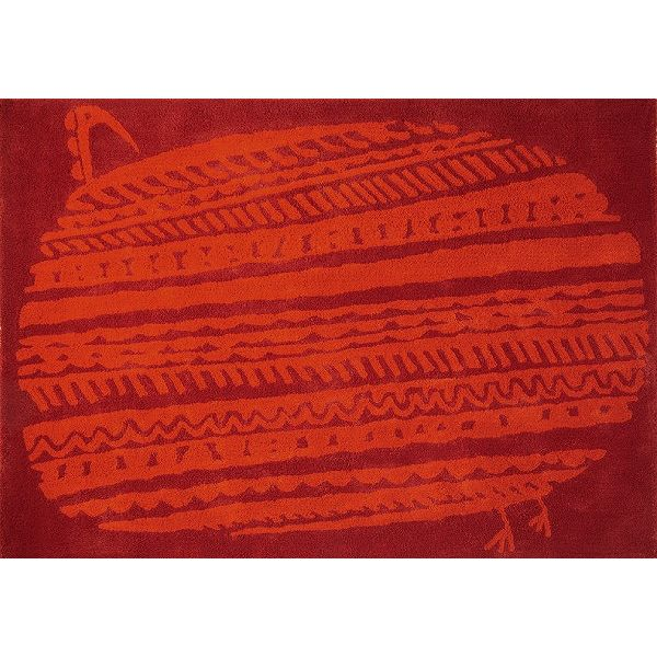 ラグ ラグマット 140X200 Masaru Suzuki ホロホロ カーペット 絨毯 カワイイ オシャレ ホットカーペット対応 スミノエ(代引不可)【送料無料】