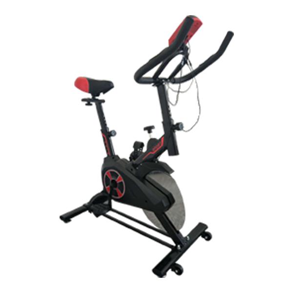 スピンバイク YS-S02 フィットネスバイク トレーニングバイク 小型 室内用 自宅トレーニング(代引不可)【送料無料】