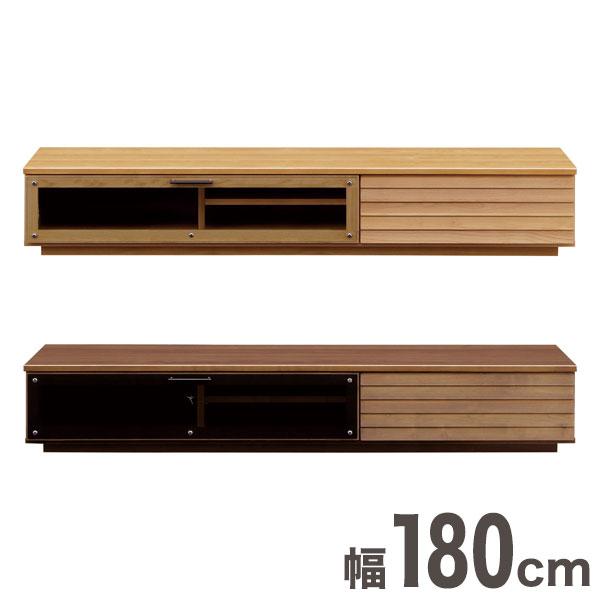 テレビ台 テレビボード ローボード 完成品 日本製 国産 幅179.8cm 高さ44.3cm 奥行26cm(代引不可)【送料無料】