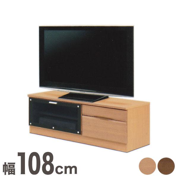 テレビ台 テレビボード ローボード 完成品 日本製 国産 幅108cm 高さ45.2cm 奥行40cm(代引不可)【送料無料】