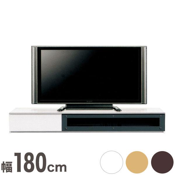 テレビ台 テレビボード ローボード 完成品 日本製 国産 幅180.3cm 高さ46.5cm 奥行28cm(代引不可)【送料無料】