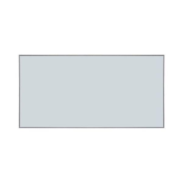ホワイトボード 無地壁掛36 180×90cm 壁掛け 横型 ホーロー イレイサー付き 白板 whiteboard(代引不可)【送料無料】