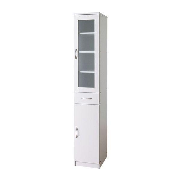 食器棚 ビアンコ 1830 ダイニングボード キッチンボード キッチン 収納 キッチンキャビネット(代引不可)【送料無料】