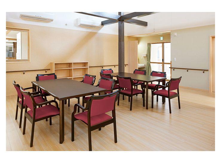 天然木テーブル 210×90cm R縁タイプ クラシック脚 天然木 テーブル 机(代引不可)
