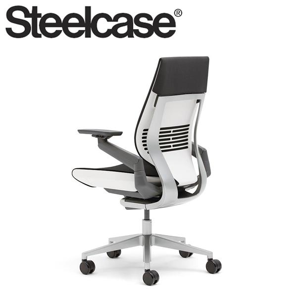 【Steelcase】 スチールケース ジェスチャーチェア ラップバック ライト/ライト リコリス 5S26 デスクチェア(代引不可)【送料無料】