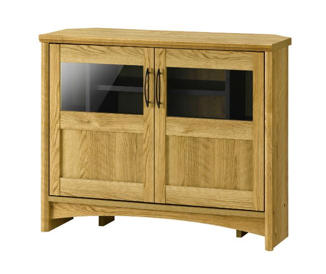 テレビ台 テレビボード ハイタイプ 木製 カントリー デザイン 北欧 ハイタイプテレビ台 ナチュラル(代引不可)【送料無料】