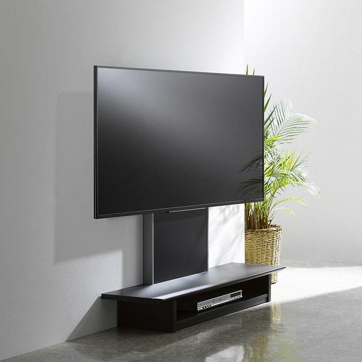 壁よせ テレビ台 幅120cm グレー テレビボード AVボード テレビラック ヴィンテージ おしゃれ(代引不可)【送料無料】【S1】