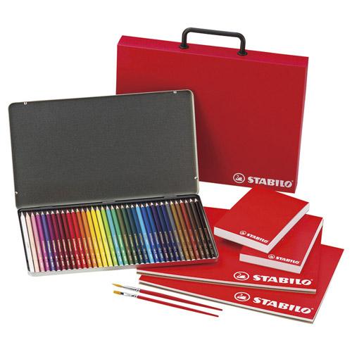 水性色鉛筆セット 雑貨 ホビー インテリア 雑貨 雑貨品【送料無料】