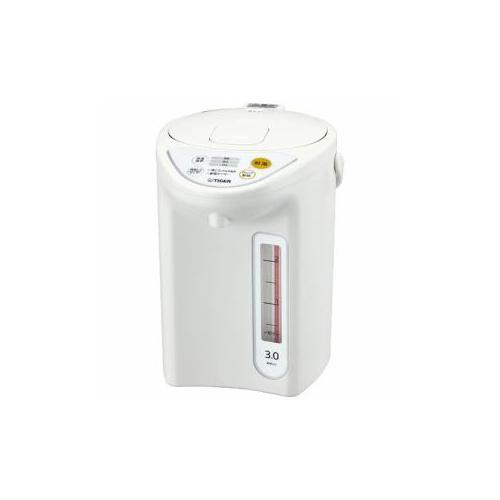 タイガー PDR-G301-W マイコン電動ポット 3.0L ホワイト 家電 生活家電 その他家電用品【送料無料】