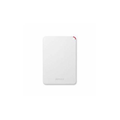 バッファロー ミニステーション ターボPC EX2 Plus対応 USB3.0ポータブルHDD ホワイト 4TB HD-PSF4.0U3-GW HD-PSF4.0U3-GW【送料無料】