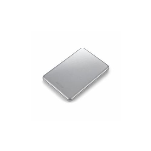 バッファロー HD-PUS2.0U3-SC ポータブルハードディスク 「Mini Station」 シルバー 2TB HD-PUS2.0U3SC【送料無料】